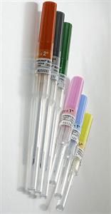 IV Catheter 22G X 1 (Blue) Surflo Each By Terumo