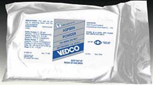 Aspirin Powder [Bag) 1# Each By Vedco(Vet)
