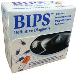 Bips - Barium Impregnate Polyethylene Spheres P2 By Vedco(Vet)