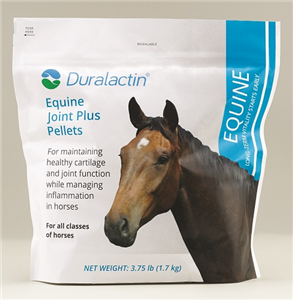 Duralactin Equine Joint Plus Pellets - 3.816# Bag By Veterinary Products Labs