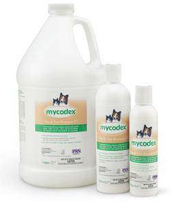 Mycodex Flea & Tick Shampoo P3 (Triple Strength Pyrethrin ) 6 oz By Veterinary P