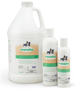 Mycodex Flea & Tick Shampoo P3 (Triple Strength Pyrethrin )� 12 oz By Veterinary