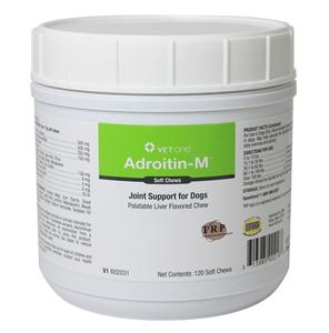 Adroitin-M Soft Chews B120 By Vet One