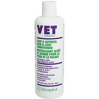 Aloe & Oatmeal Skin & Coat Conditioner Gallon By Vetoquinol USA