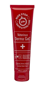 Derma Gel Tube 100cc By Vetoquinol USA