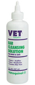 Ear Cleansing Solution Gal By Vetoquinol USA