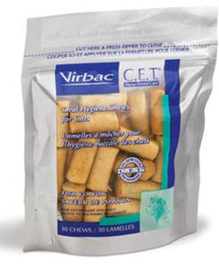 Cet Chews For Feline (Fish Flavor) B30 By Virbac