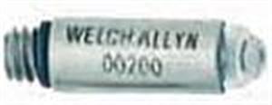 Bulb Otoscope Vacuum 2.5V Each By Welch Allyn