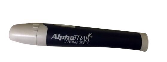 Alphatrak Lancet Device Each By Zoetis