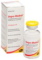 Depo Medrol 40Mg/ml (Methylprednisolone Acetate) 5cc By Zoetis