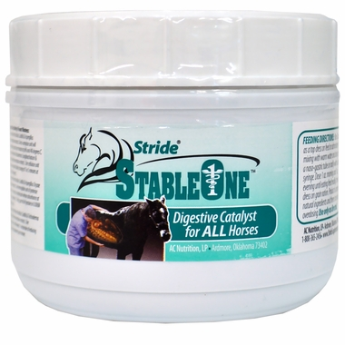 Stride Stableone Powder 14 oz By Ac Nutrition