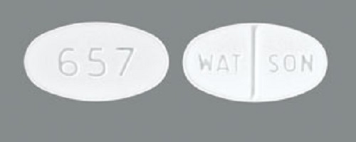 Buspirone Tabs 5mg - Scored Oblong Non-Returnable B100 By Actavis