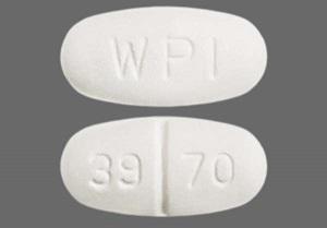 Metronidazole Tab 500mg B50 By Actavis
