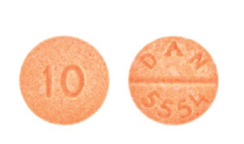 Propranolol Tabs 10mg B100 By Actavis