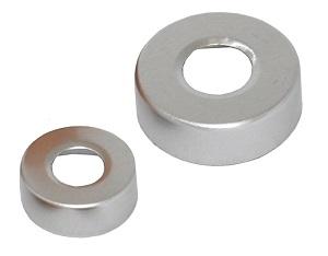Bottle Stopper Aluminum Close 30mm (Fits 250ml /500ml Bottle) Each By Agri-Pro E