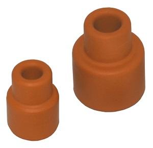 Bottle Stopper Fold Over 20mm (Fits 100ml Bottle) Each By Agri-Pro Enterprises