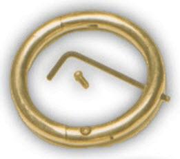 Bull Ring 2.5 X 5/16 Each By Agri-Pro Enterprises
