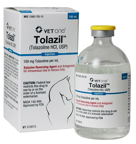 Tolazil Injection 100cc By Akorn