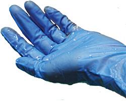 Exam Gloves Esteem Latex-Free With Neu-Thera Formulation (Powder Free) Small B10