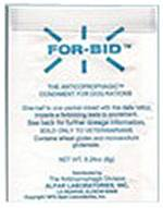For-Bid (Anti-Coprophagia) 12 X8gm B12 By Alpar Laboratories