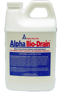 Alpha Bio-Drain .5Gal By Alpha Tech Pet