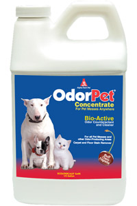 Odorpet Concentrate 2.5Ga By Alpha Tech Pet