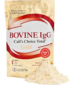 Calf Choice Gold Total 225gm By Alta Genetics USA