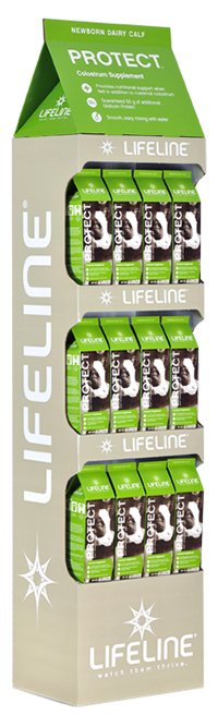 Lifeline Pro Dairy Display Pack Each By American Protein