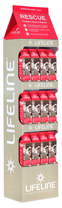 Lifeline Rescue Display Pack Each By American Protein