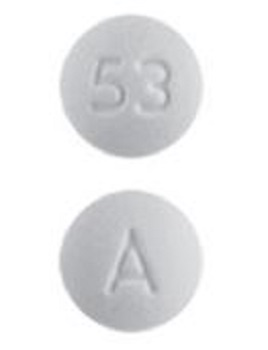 Benazepril Hcl Tabs 20mg B100 By Amneal Pharmaceuticals