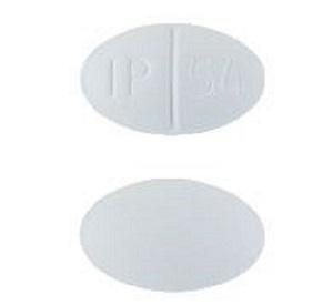 Citalopram Hydrobromide Tabs 40mg B100 By Amneal Pharmaceuticals