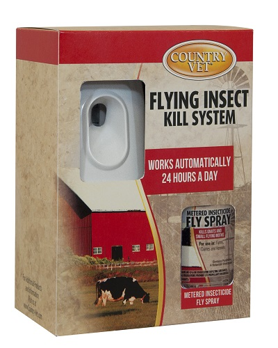 Country Vet Metered Fly Spray For Dispenser Orm-D Each By Waterbury Companie