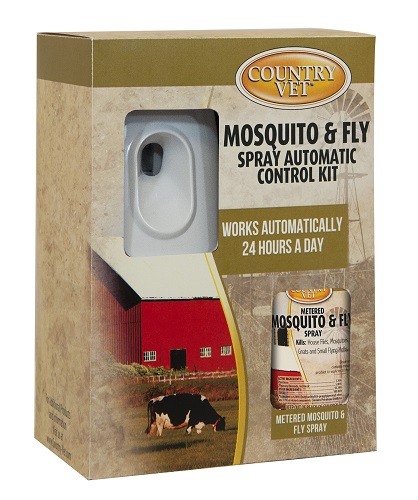 Country Vet Mosquito And Fly Control Kit By Waterbury Companies