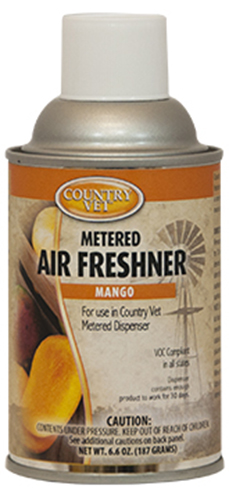 Spray Country Vet Air Freshener Mango [Metered] Each By Waterbury Companies