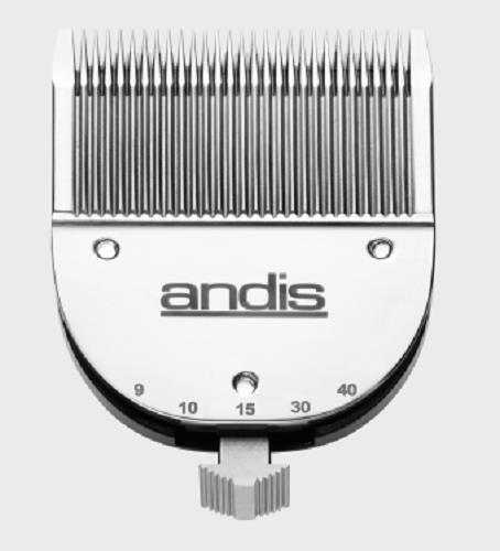 Andis Rbc Pulse Ion Replacement Blade Stainless Steel - (Adjusts For Cutting Len