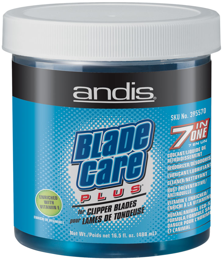Blade Care Plus 16 oz By Andis Clipper