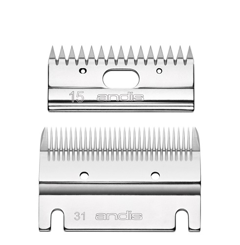 Clipper Blade Set 31-15 Each By Andis Clipper