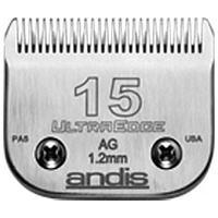 Clipper Blade Ultraedge #15 [3/64] Each By Andis Clipper