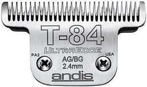 Clipper Blade Ultraedge #T84 [3/32] Each By Andis Clipper