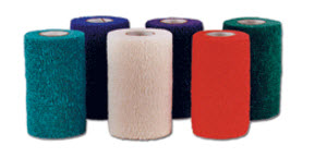 Tape Co Flex 4 Rainbow Pack C18 By Andover