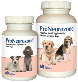 Proneur oz one Tabs Medium & Large Dog B60 By Animal Health Options