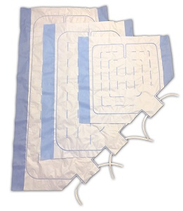 Baja Warming Dura Blanket Over/Under - Small 30X31 Each By Animal Hospital Supp