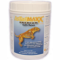 Arthrimaxx Premium Soft Chews B120 By Animal Nutritional Products