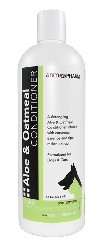 Aloe & Oatmeal Conditioner 16 oz By Animal Pharmaceuticals