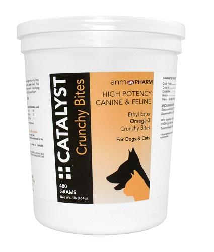 Catalyst Crunchy Bites 480gm By Animal Pharmaceuticals
