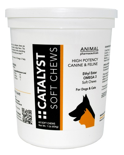 Catalyst Soft Chews B60 By Animal Pharmaceuticals