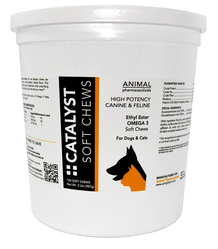 Catalyst Soft Chews B120 By Animal Pharmaceuticals