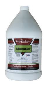 '.Mucusol Liquid Expectora 1L by Animal Sc.'
