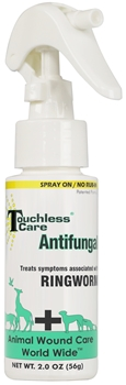 Touchless Care Antifungal Spray 2 oz By Animal Wound Care Worldwide