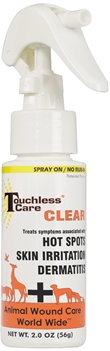 Touchless Care Clear Spray 1.5 oz By Animal Wound Care Worldwide